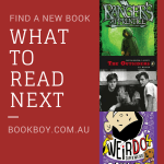 Find a new book: what to try next