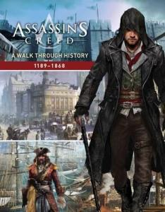 Assassin's Creed book reviewed by a kid book blogger