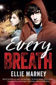 Every Breath by Ellie Marney reviewed by a kid book blogger