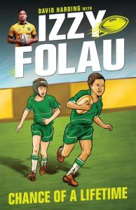 The Izzy Folau series, reviewed by a kid