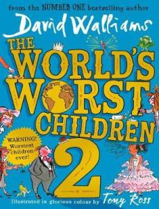 Book review of The World's Worst Children by a kid book blogger