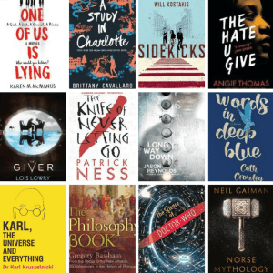 12 books on my Christmas wishlist | bookboy.com.au