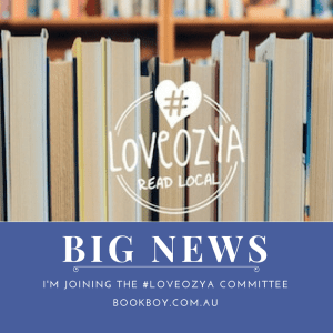 Teen blogger Book Boy joins the #LoveOzYA committee | bookboy.com.au