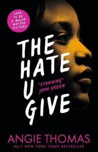 The Hate U Give by Angie Thomas reviewed by a 14yo blogger