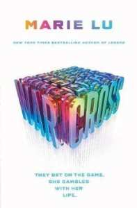 warcross reviewed by 12 year old blogger | bookboy.com.au
