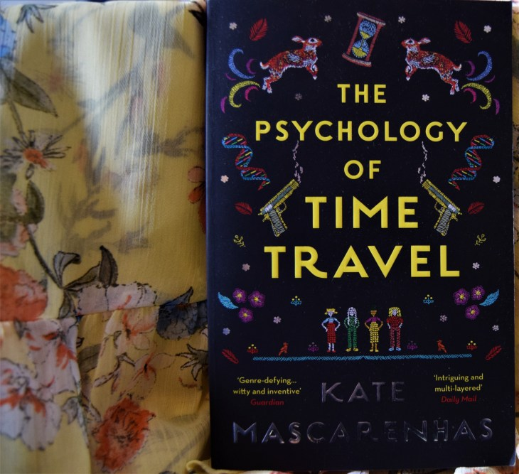 The Psychology of Time Travel book photo