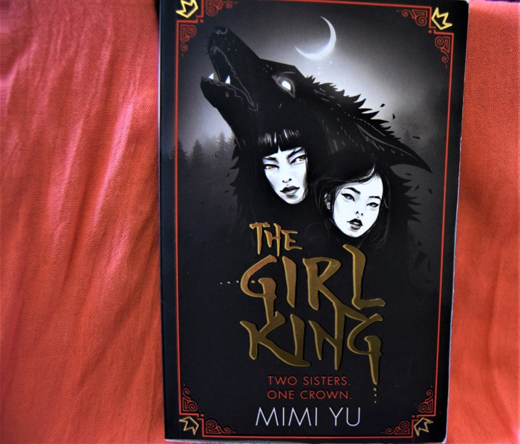 The Girl King book photo