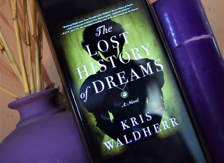 The Lost History of Dreams ebook photo