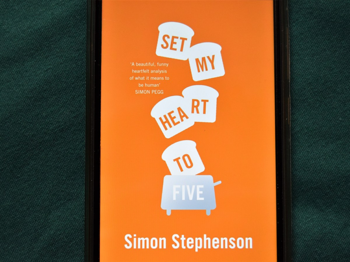 Set My Heart to Five ebook cover