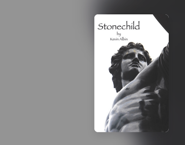 Stonechild ebook cover
