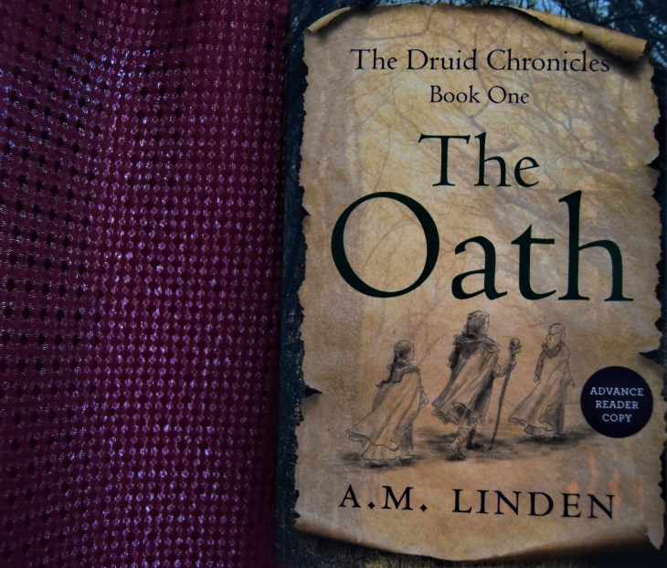 The Oath paperback book cover