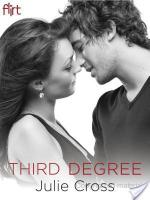 {ARC Review+Giveaway} Third Degree by Julie Cross