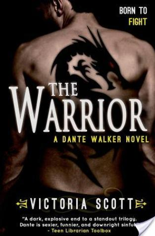 {Review+Giveaway} The Warrior by @victoriascottya @entangledteen