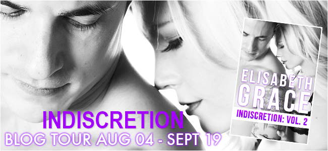 {Review+Interview+Giveaway} Indiscretion by @1ElisabethGrace