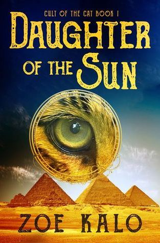 {Review+Giveaway} Daughter of the Sun by Zoe Kalo @zoekalowriter