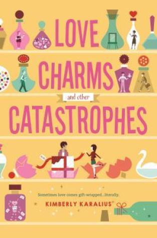 {ARC Review+Giveaway} Love Charms and Other Catastrophes by @kkaralius @SwoonReads