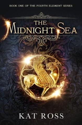 {Review+Giveaway} The Midnight Sea by Kat Ross @katrossauthor