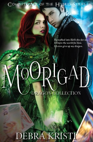 {Review+Giveaway} The Moorigad: The Complete Age of the Hybrid series by @DebraKristi
