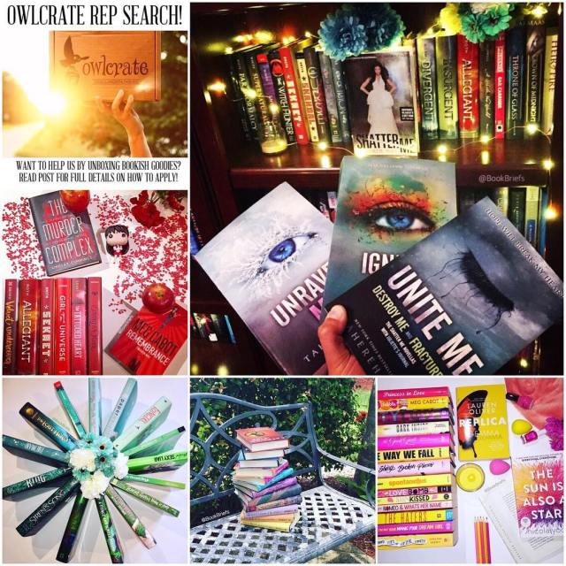 I am so excited that owlcrate is doing a rephellip