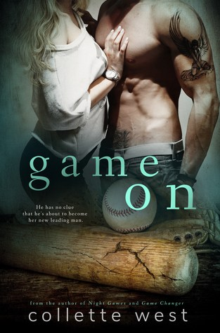 { #Review +Giveaway} Game On by  @Collette_West
