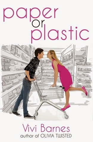 {Review+Giveaway} Paper or Plastic by @ViviBarnes @EntangledTeen
