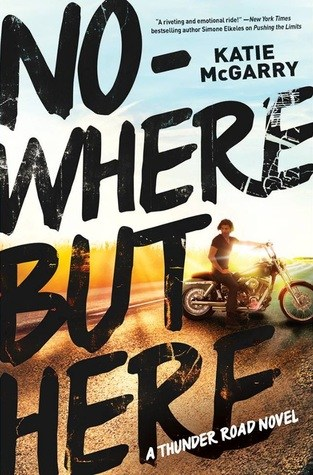 {ARC Review+Giveaway} Nowhere but Here by @katiemcgarry @HarlequinTeen @InkSlingerPR