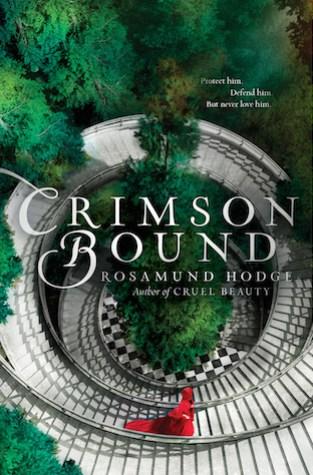 {Review} Crimson Bound by @RosamundHodge @BalzerandBray