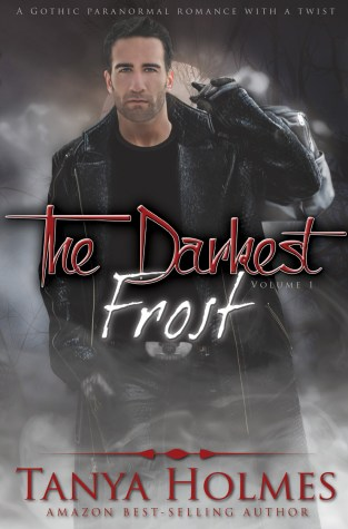 {Review+Giveaway} The Darkest Frost by Tanya Holmes @shesawriterth