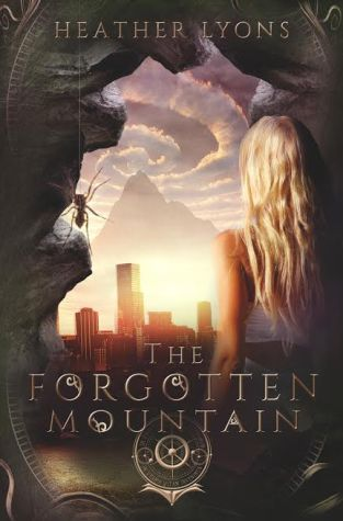 {ARC Review+Giveaway}The ForgottenMountain by Heather Lyons @hymheather @InkSlingerPR