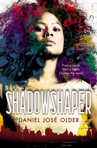 {Review+Giveaway} Shadowshaper by Daniel José Older @djolder @SimonTeen