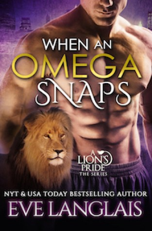 {Review} When an Omega Snaps by @EveLanglais