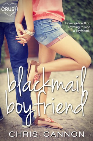{ARC Review+Giveaway} Blackmail Boyfriend by Chris Cannon