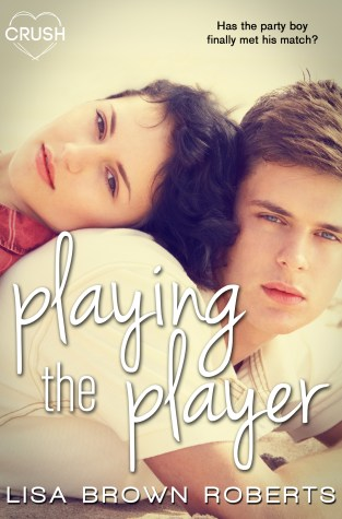 {ARC Review+Giveaway} Playing the Player by Lisa Brown Roberts @LBrownRoberts @EntangledTeen