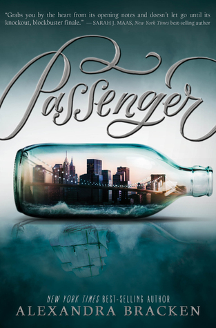 {Mini Review Monday}  #Passenger by @alexbracken & Da Vinci's Tiger by @L_M_Elliott
