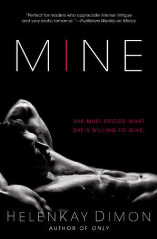 {Review} Mine by HelenKay Dimon @helenkaydimon @BerkleyRomance