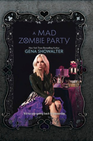 {GIF Discussion+Giveaway} A Mad Zombie Party by @GenaShowalter @HarlequinTEEN