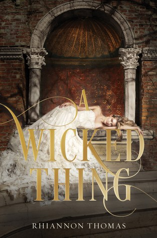 {Interview+Giveaway} A Wicked Thing by Rhiannon Thomas @RhiannonKT