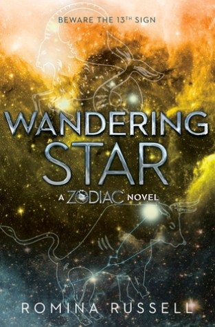 House Aquarius Weapon: Wandering Star by Romina Russell #ZodiacBooks