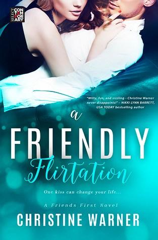 {Review} A Friendly Flirtation by Christine Warner @ChristinesWords @EntangledPub