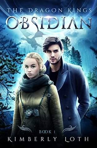 {Review+Giveaway} Obsidian by @KimberlyLoth