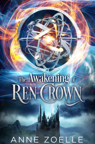 {Review+Giveaway} The Awakening of Ren Crown by @AnneZoelle