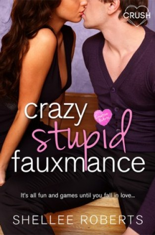 {Review+Giveaway} Crazy Stupid Fauxmance by @shelleeroberts @EntangledTeen