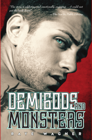 {Review+Giveaway} Demigods and Monsters by @RayeWagner