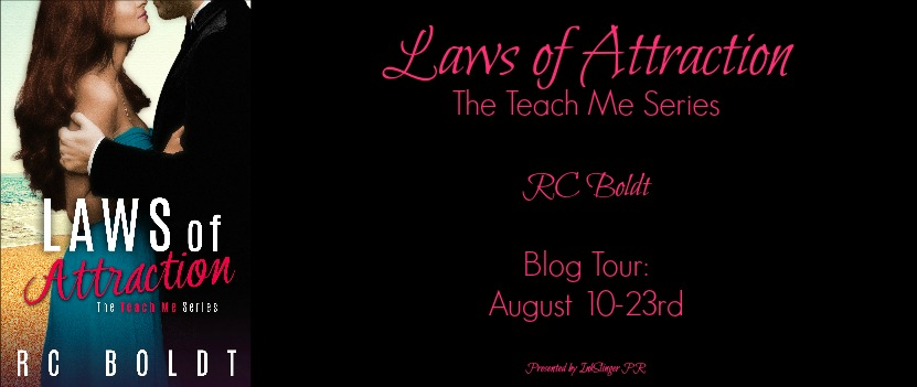 {Review+Giveaway} Laws of Attraction by @RC_Boldt