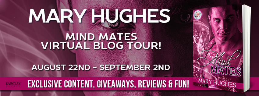{Review+Giveaway} Mind Mates by @MaryHughesBooks @Barclay_PR