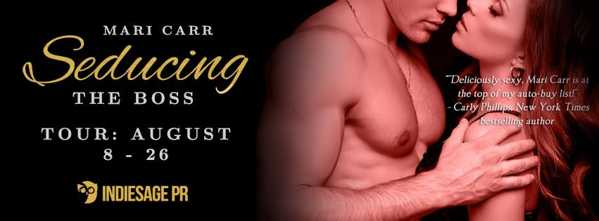{Review+Giveaway} Seducing the Boss by Mari Carr