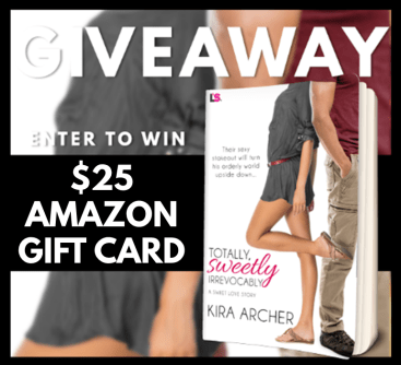 Totally Sweetly Irrevocably Giveaway Graphic