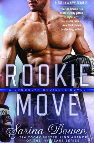 {Release Day Review+Giveaway} #ROOKIEMOVE by @SarinaBowen @BerkleyRomance