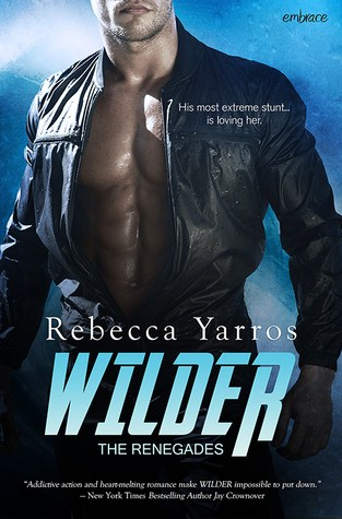 {Review+Giveaway} WILDER by @RebeccaYarros @EPEmbrace
