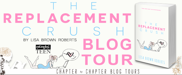 {Review+Giveaway} The Replacement Crush by @LBrownRoberts @EntangledTeen
